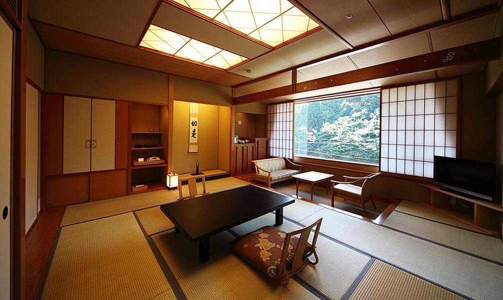 Standard Japanese Style Room 10 Tatami Mat Size Luxury