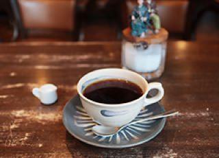 Nagato-mon Coffee Cafe Tikal