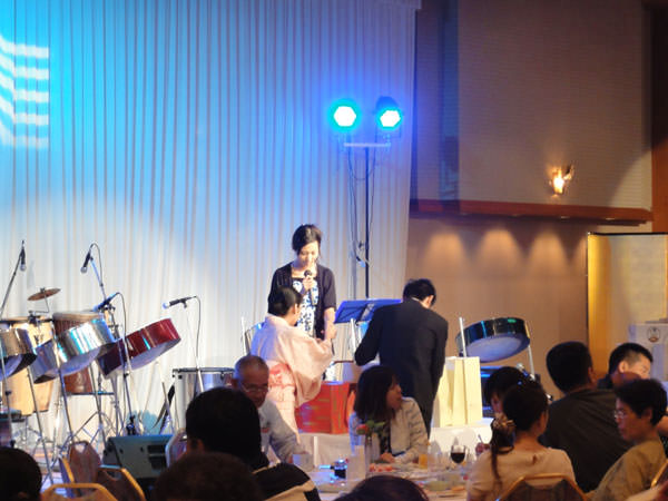 夏の祭典・グルメフェアを開催しました。