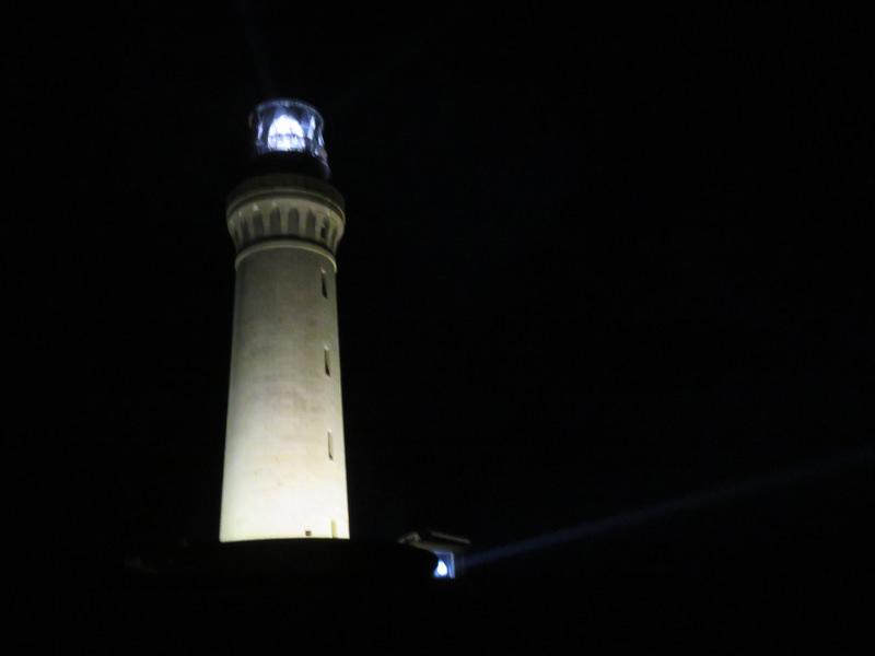 角島到来ライトアップ