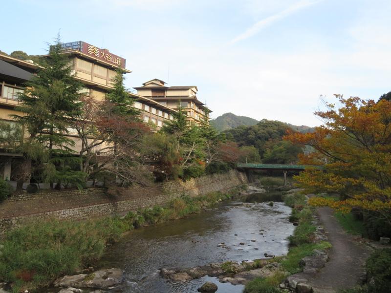 大谷山荘紅葉