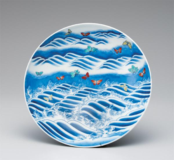 【山口観光】萩美術館で色絵磁器の最高峰「今右衛門の色鍋島」の特別展示が開催中