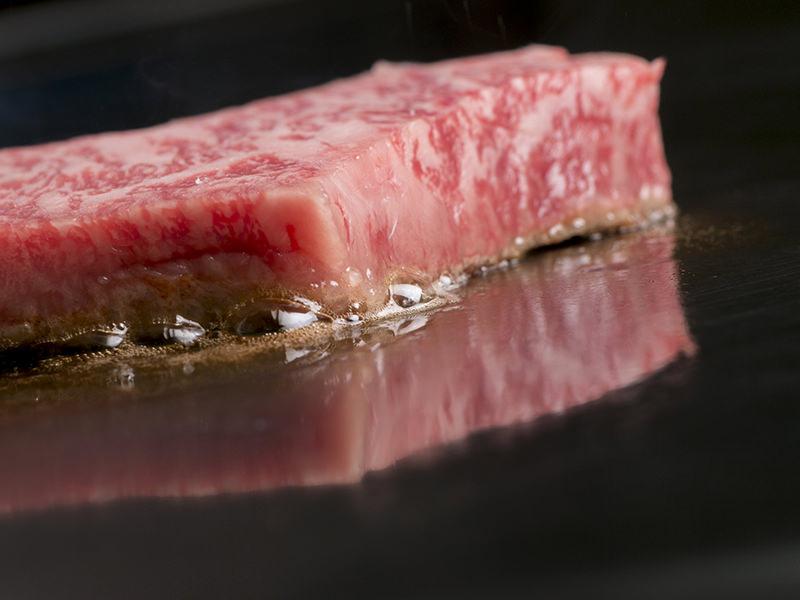 大谷山荘鉄板焼お肉