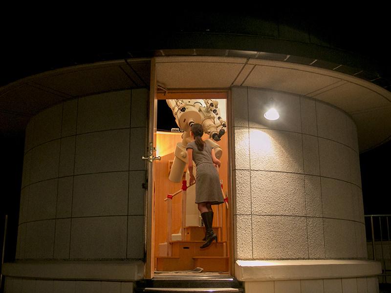 【体験】望遠鏡で星空観測を体験しませんか~天体ドームより(9月)