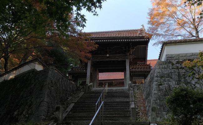 """西念寺の様子"""""""