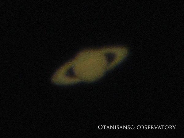【7月の天体ドーム】望遠鏡で「土星」を見ませんか?