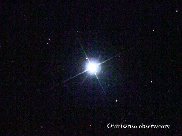 【8月の天体ドーム】一等星「ベガ」と大接近の「火星」を見ませんか?