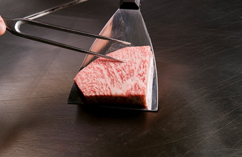 山口県産黒毛和牛ステーキ