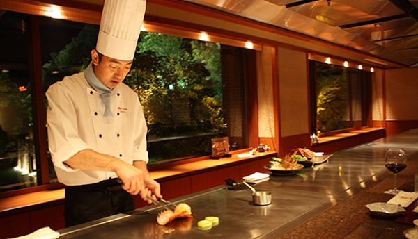 Teppanyaki Dinner Course
