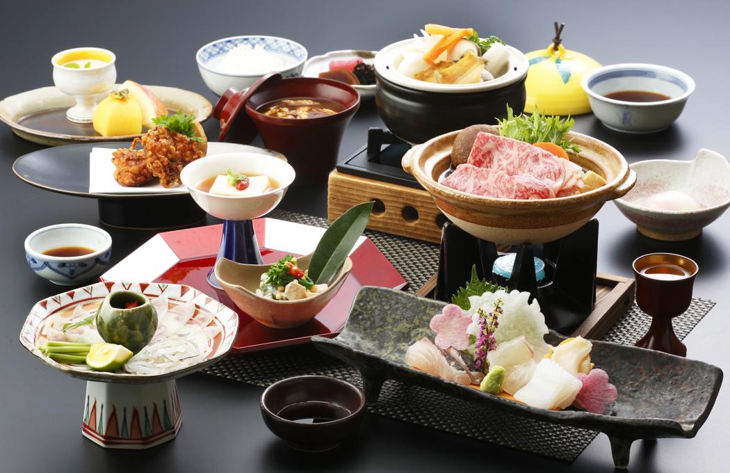 Standard Seasonal Kaiseki Course