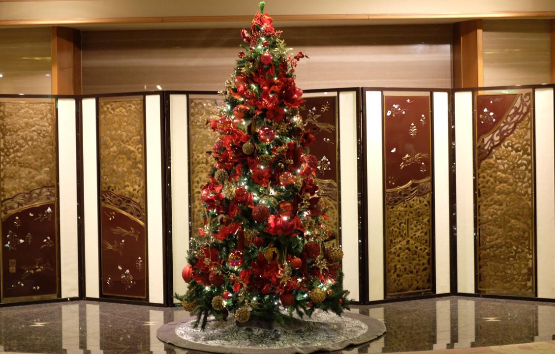 【冬の催し】ひと足はやくクリスマス到来~クリスマス・コーディネート2018