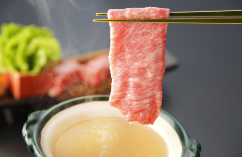 Wagyu(Japanese beef) Shabu-Shabu (For one)