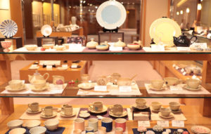 Hagi-pottery-kanekotsukasa-gallery1-April8th.2019 at Otanisanso