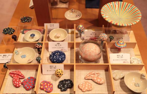 kanekotsukasa-hagipottery-kinoko