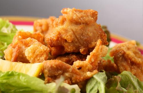 長州鶏の唐揚(6個)
