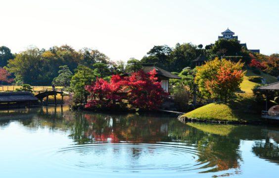 西日本庭園めぐり