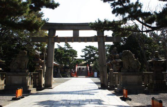 三大住吉神社を制覇!ご利益満タンコース