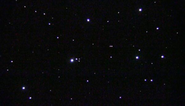 【11月の天体ドーム】静かな秋の夜空から、輝きに満ちた冬の空へ。プレアデス星団やカペラなど綺羅びやかな星の世界を覗いてみませんか?