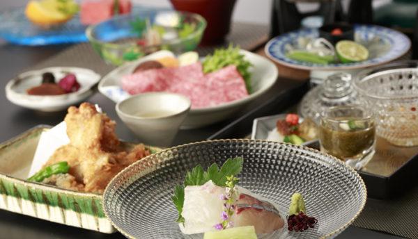 【山口の食】山口のふぐや天然白身など、新鮮な味わいを活かした清涼な夏会席のご案内(6月~8月)