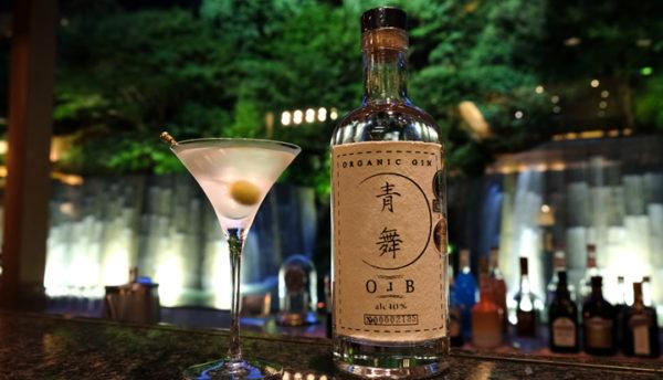 【山口の酒】長門生まれのクラフトジン「青舞」を使用したカクテルが登場。