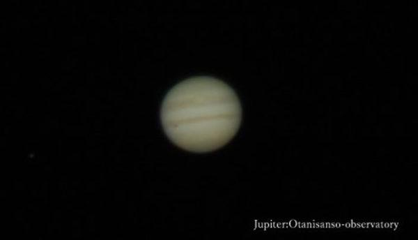 【10月の天体ドーム】秋の夜には、木星・土星に二重星団など、澄んだ空に輝く天体をお愉しみくださいませ。